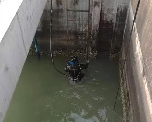 水下打捞队