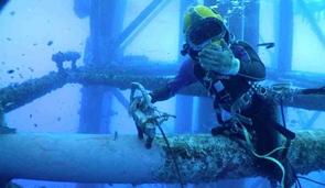 水下施工单位的水下施工工艺主要分为哪几点?