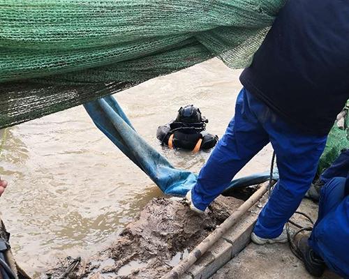 水下工程检测