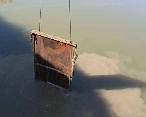 水下工程安装